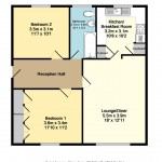 Floorplan - Rosamond Court
